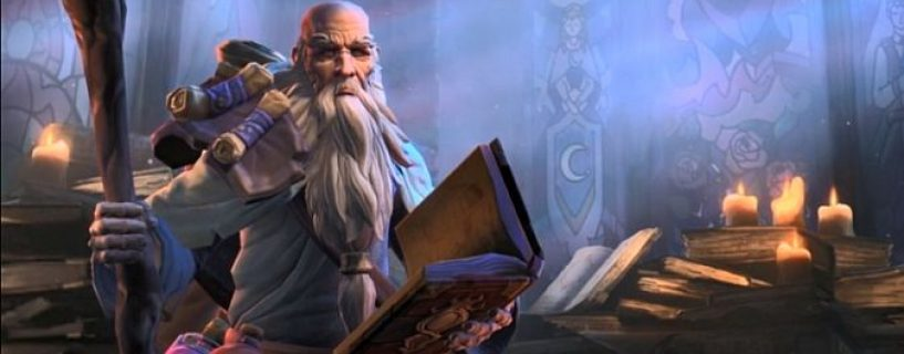 Deckard Cain kommer til Heroes of the Storm