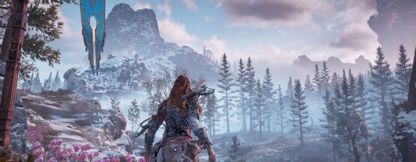 Horizon Zero Dawn Complete Edition kommer til PC neste måned.