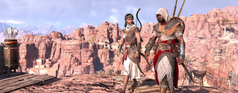 Assassin's Creed Origins – The Hidden Ones: Mer av det gode