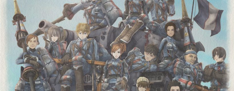 Valkyria Chronicles kommer til Nintendo Switch