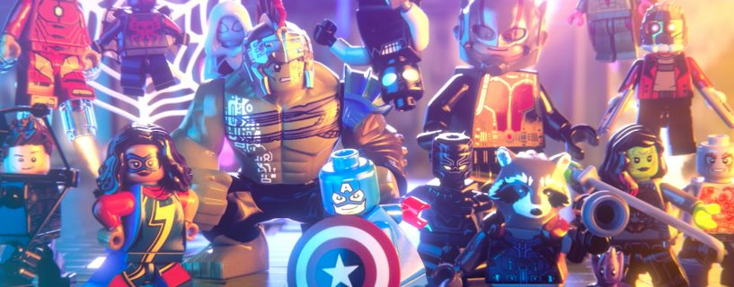 Lego Marvel Superheroes: En lekeplass for Marvel-fans