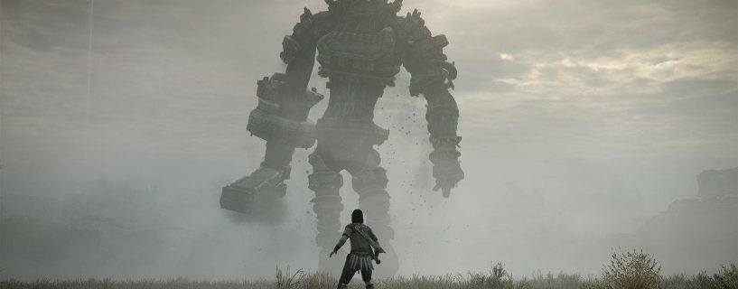 Shadow of the Colossus – PS4: Et uforglemmelig etterlengtet og vakkert gjensyn
