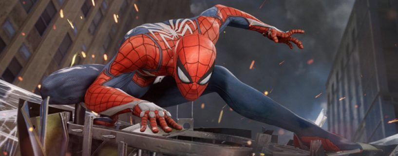 Spider-Man slenger seg inn på PS4 i september