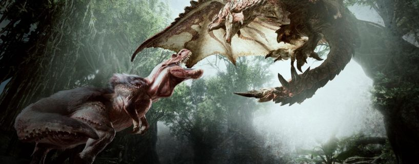60 millioner dollar til «Monster Hunter» film
