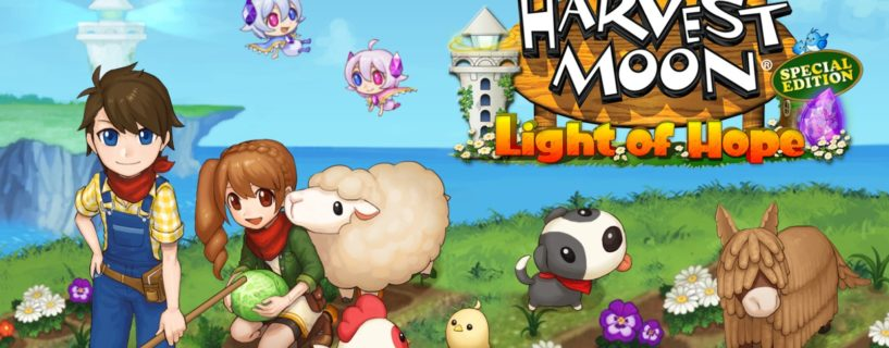Anmeldelse: Harvest Moon: Light of Hope – Et falmende lys