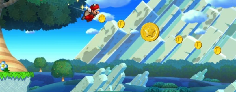 Rykte: New Super Mario Bros. U til Switch