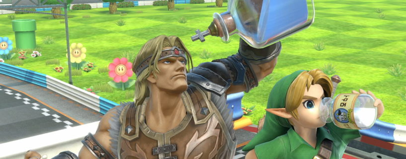 Simon Belmont og King K Rool blir spillbare i Smash Bros. Ultimate