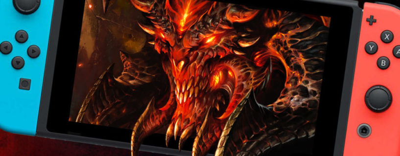 Bizzard annonserer lanseringsdato for Diablo III på Switch