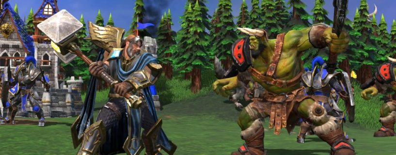 Ingen planer for Warcraft 4 sier Blizzard