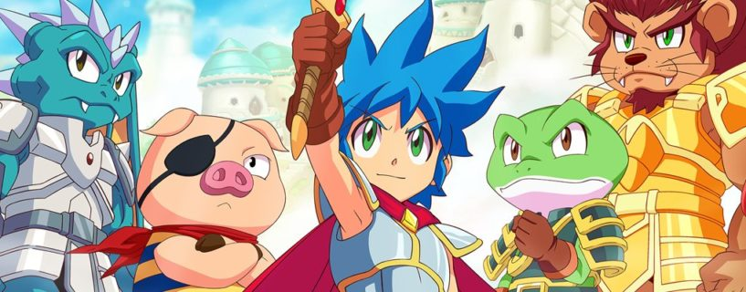 Monster Boy and the Cursed Kingdom – En av årets største overraskelser