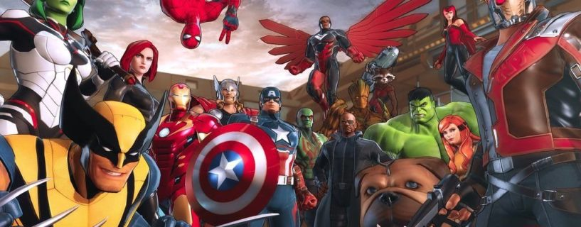 Marvel Ultimate Alliance 3: The Black Order annonsert, eksklusivt til Nintendo Switch