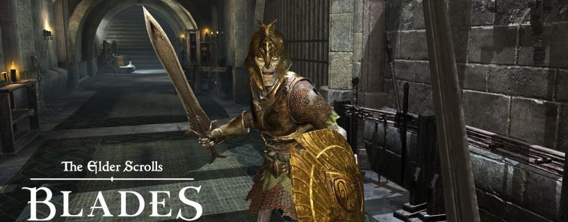 Slippes The Elder Scrolls Blades snart?