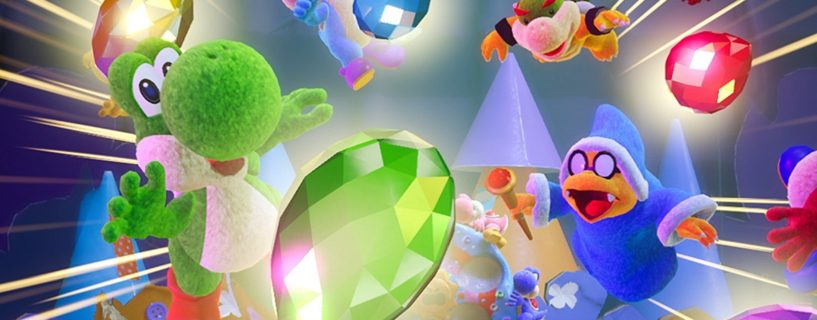 Yoshi's Crafted World – Til usedvanlig stor glede for alle