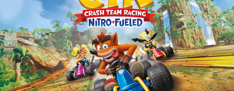 Crash Team Racing: Nitro Fueled – Gavepakke til fans