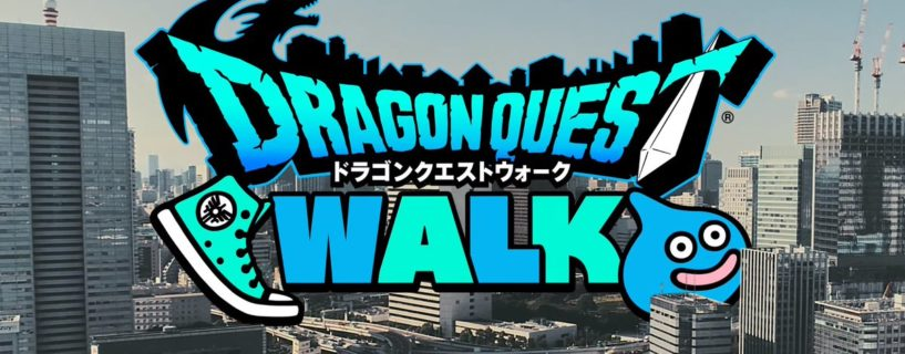 Dragon Quest Walk annonsert for Japan