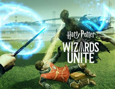Harry Potter: Wizards Unite skuffer