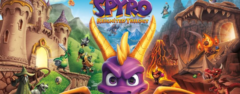 Spyro: The Reignited Trilogy