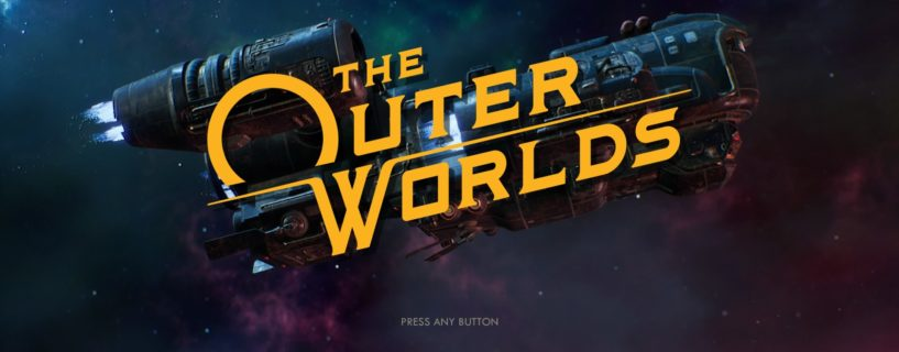 The Outer Worlds er umulig å ikke like