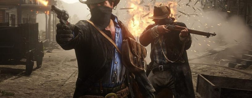 Red Dead Redemption 2 kommer til PC i november