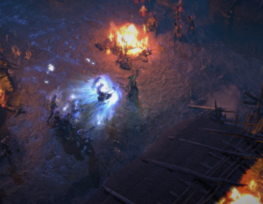 Path of Exile 2 annonsert.
