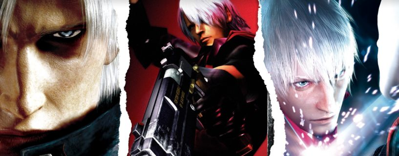 Devil May Cry trilogien får fysisk utgave på Switch i Japan.