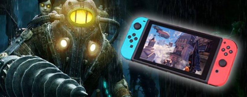 Kommer Bioshock til Switch?