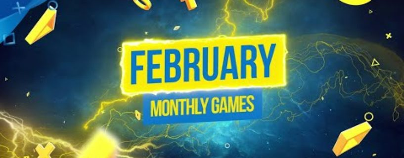 PlayStation Plus spillene for februar annonsert.