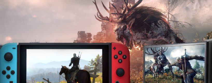 Patch for The Witcher 3 på Switch sluppet i Korea. Legger til grafikk instillinger og cross-save med PC