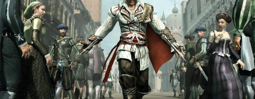 Tidenes beste spill: Assassins Creed 2