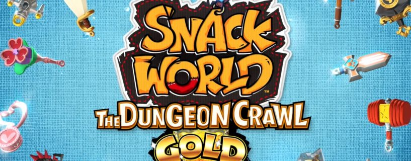 Snack World: The Dungeon Crawl Gold – Ernæringsfattig