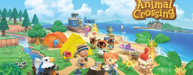Animal Crossing New Horizons tilbyr en høyst tidsaktuell ferie