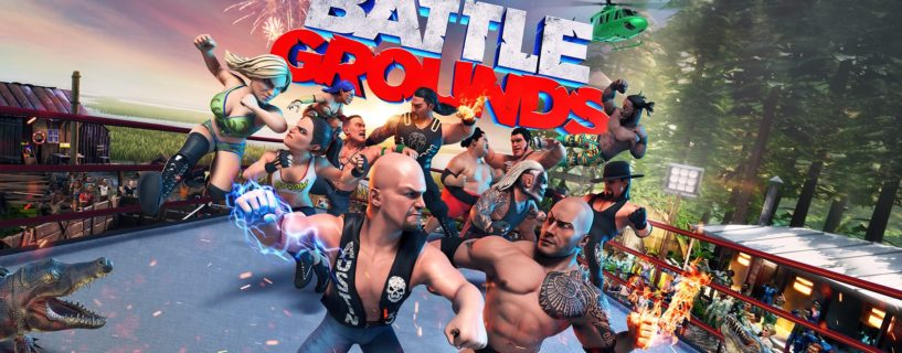 WWE 2K Battlegrounds – Glorifisert mobilspill