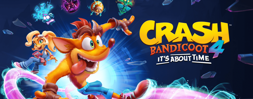 Crash Bandicoot 4: It's About Time – Verdens sprøeste Bandicoot er tilbake