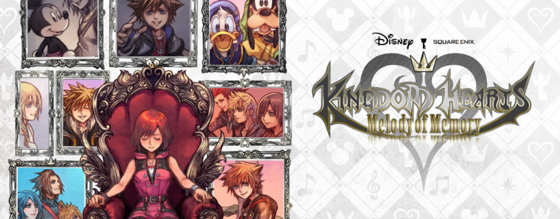 Kingdom Hearts: Melody of Memory – Allerede glemt