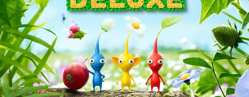 Anmeldelse: Pikmin 3 Deluxe