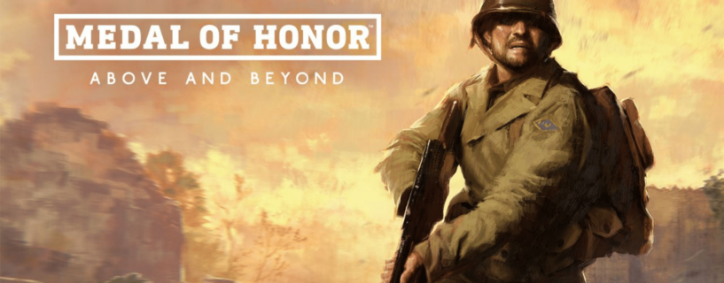 Inntrykk: Medal of Honor: Above and Beyond